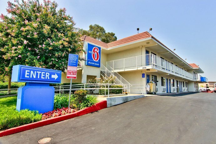 Motel 6 West Sacramento, Ca