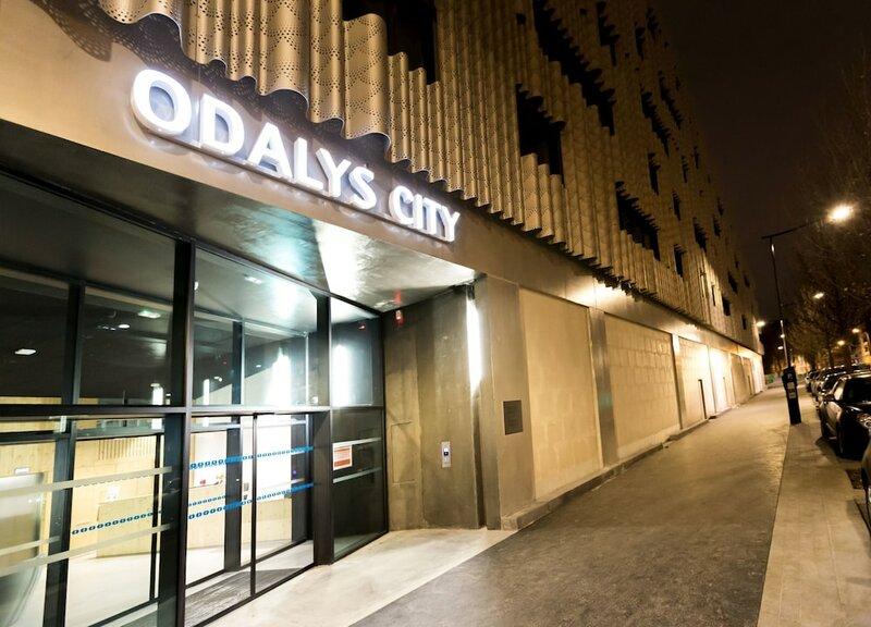 Odalys City Paris XVII