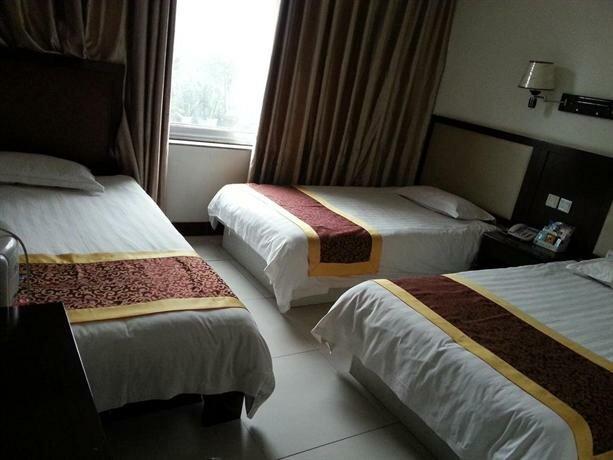 Shandong Binzhou Zouping Chunqiu Business Hotel