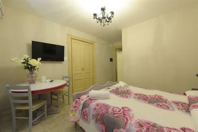 Angioino Rooms