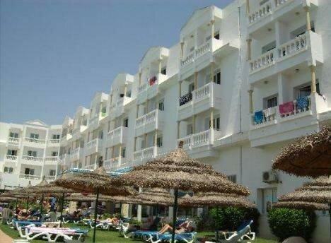 Bel Air Hotel Hammamet