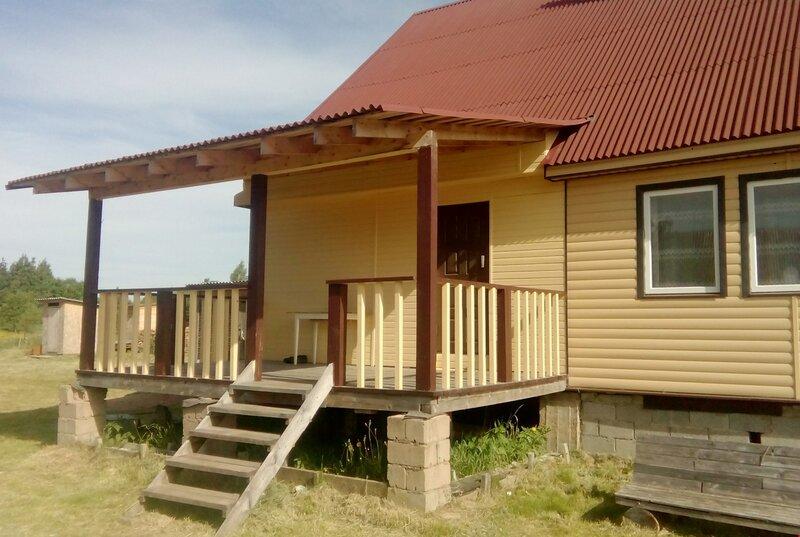 Гостевой дом Дом 14 с причалом на Селигере