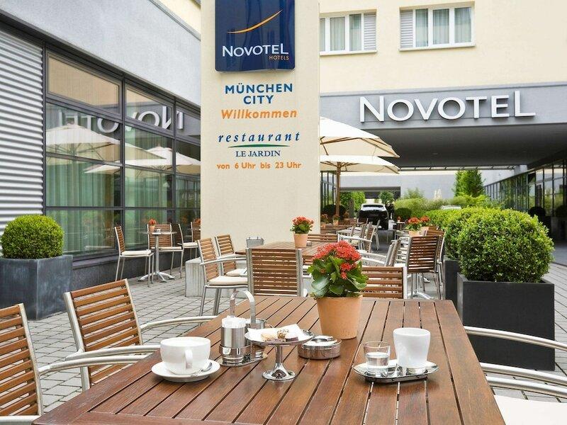 Novotel Muenchen City