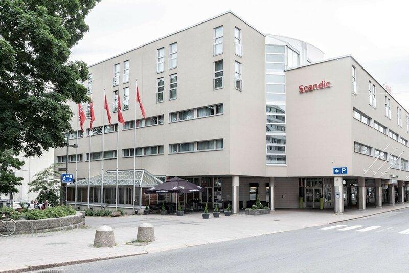 Scandic Atrium Hotel