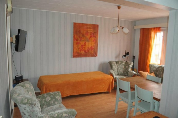 Apartment Hotel Kuukkarin Kortteeri