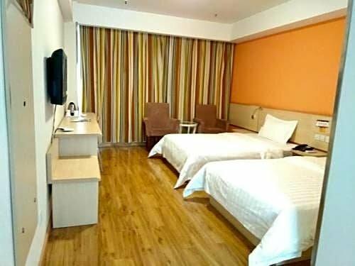 7Days Inn Chongqing Wanzhou District Gaosun Pond Chongbai