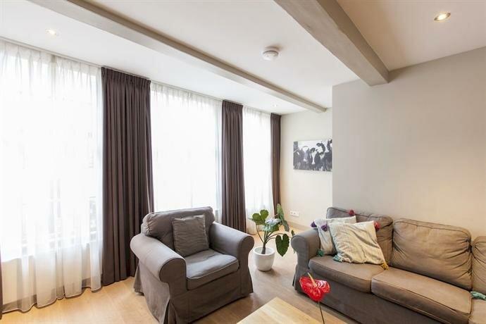Haarlemmerstraat Apartments