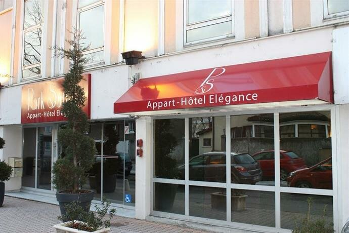 Appart'City Genève – Gaillard