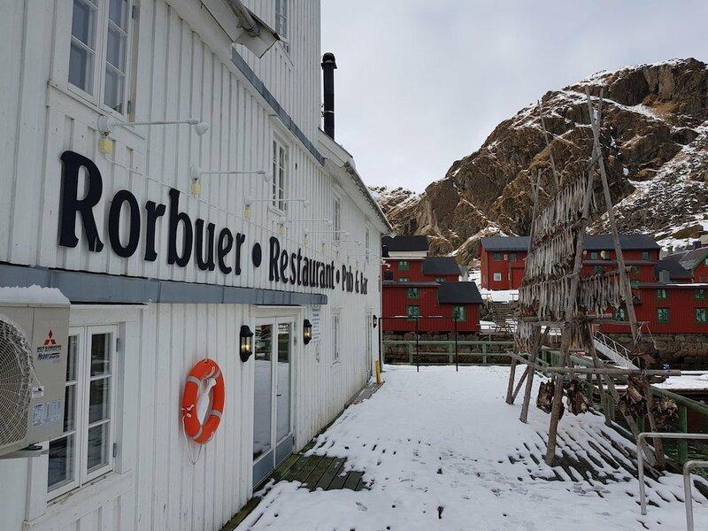 Live Lofoten Fisherman's Cabins