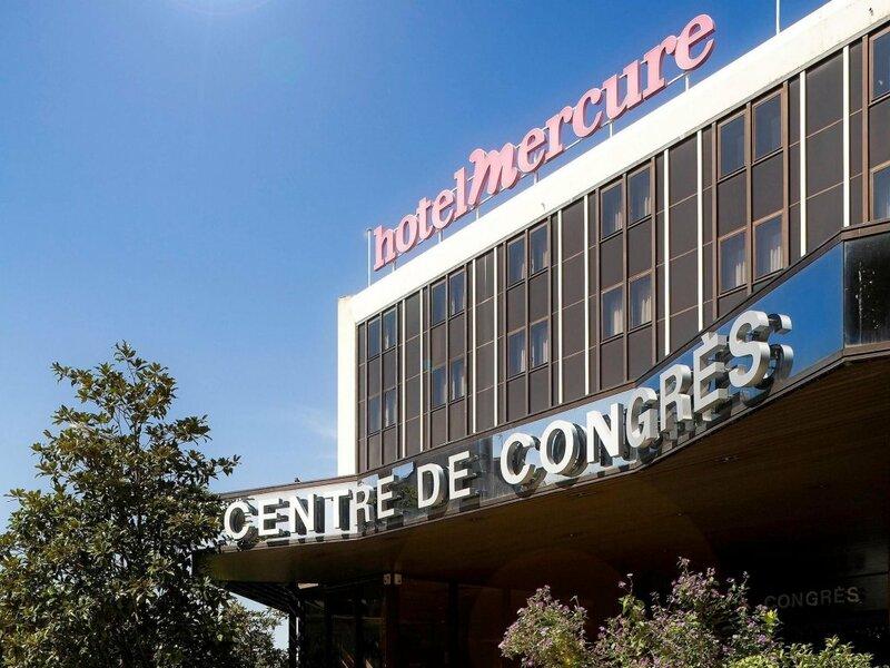 Mercure Angers Centre De Congres