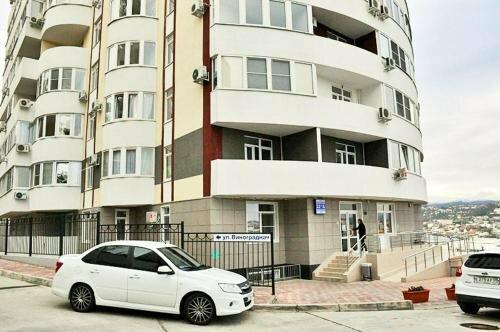 Apartment on Vinogradnaya 22/1 B