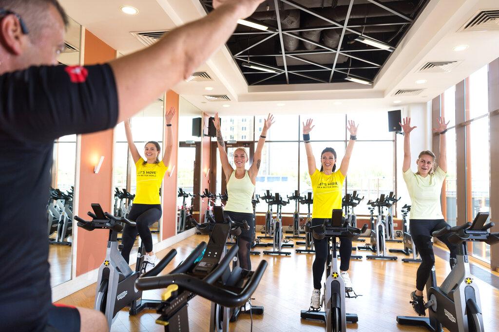 Фитнес клубе в москве люблино клубы москвы на 2 марта