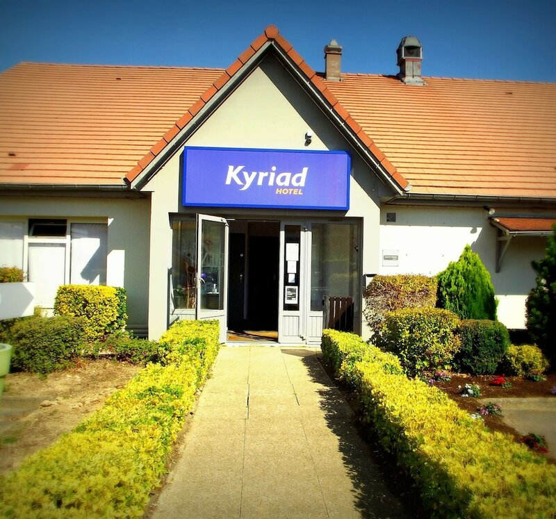 Kyriad Chantilly Sud - Luzarches