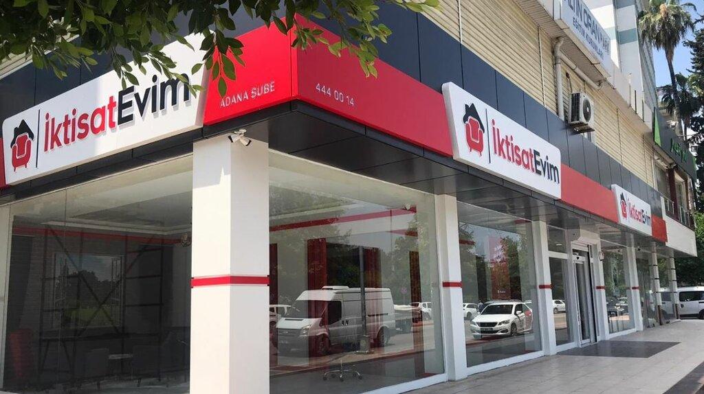 banka dışı kredi organizasyonu — İktisatEvim Adana Şubesi — Adana, foto №%ccount%
