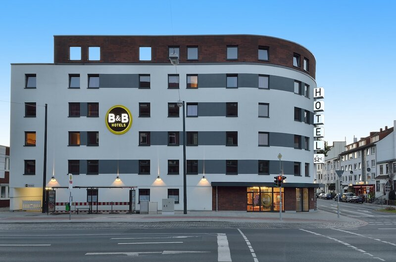 B&b Hotel Bremen-City