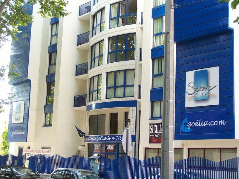 Appart'hotel Goelia Sun City