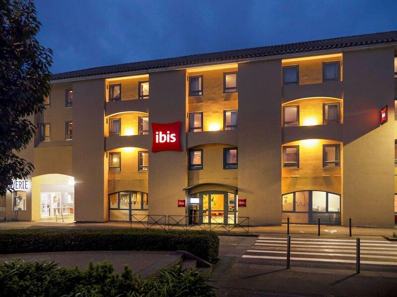 ibis Carcassonne Centre la Cité Hotel