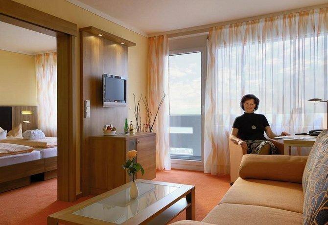 Parkhotel am Reha- und Praventionszentrum Bad Bocklet