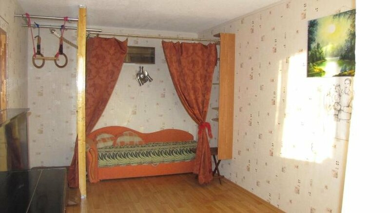 A Comfortable 18m Room with Balcony
