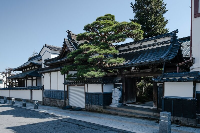 Zenkoji Temple Yakuoin