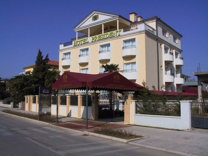 Отель President Croatia