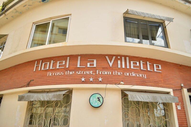 Hôtel La Villette