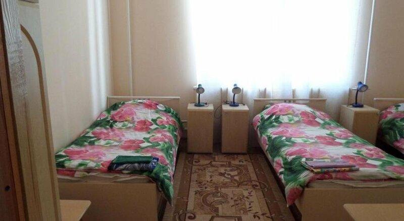 Услуги гостевых комнат