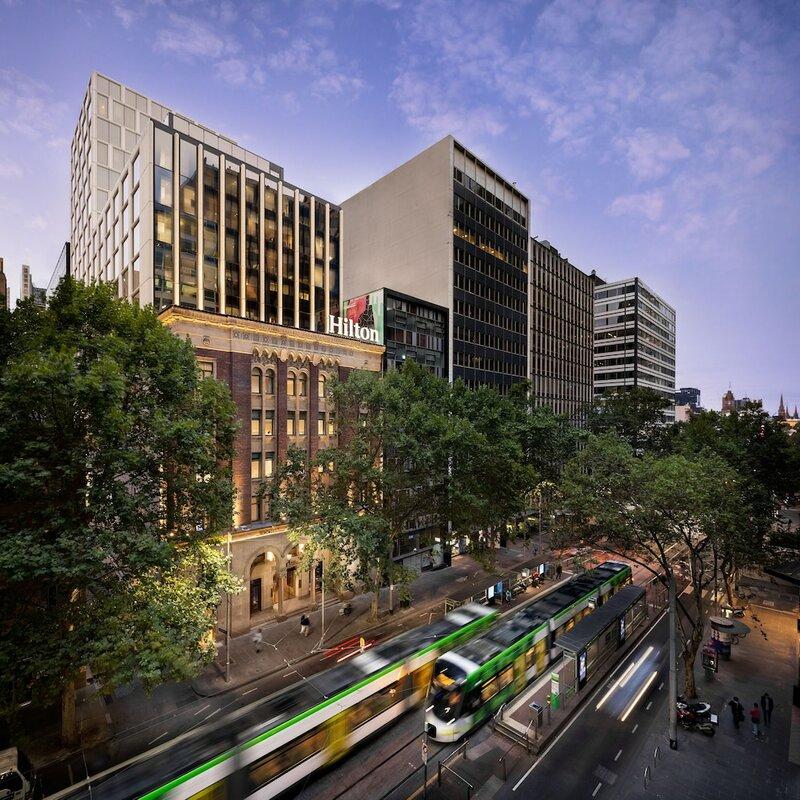 Hilton Melbourne Little Queen Street