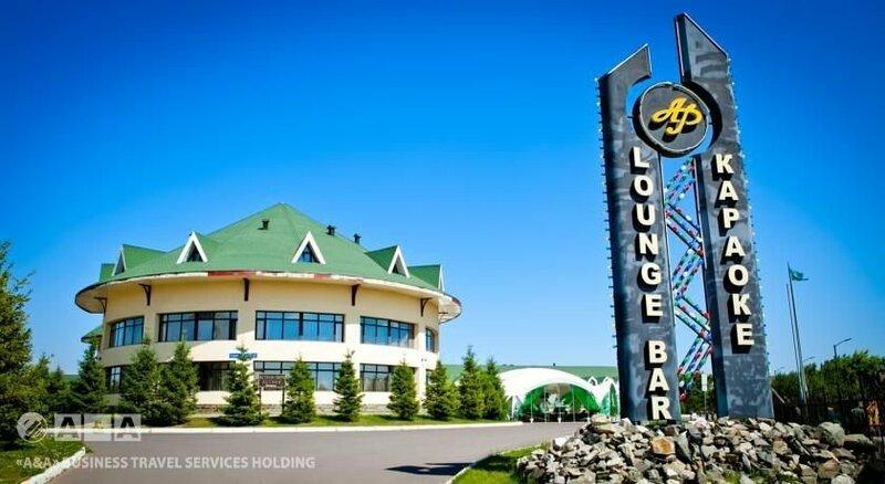Гостиница Astana park
