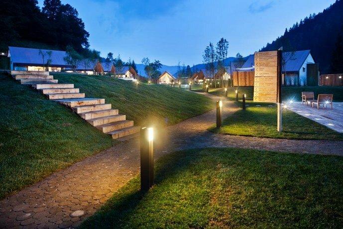 Charming Slovenia - Herbal Glamping Resort Ljubno
