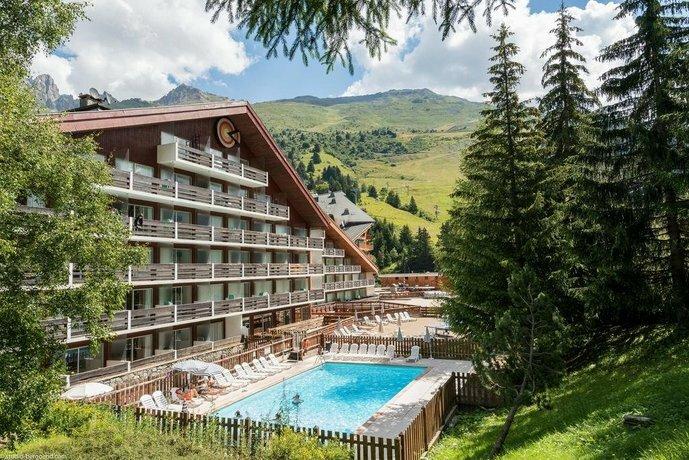 Residence Pierre & Vacances Les Bleuets