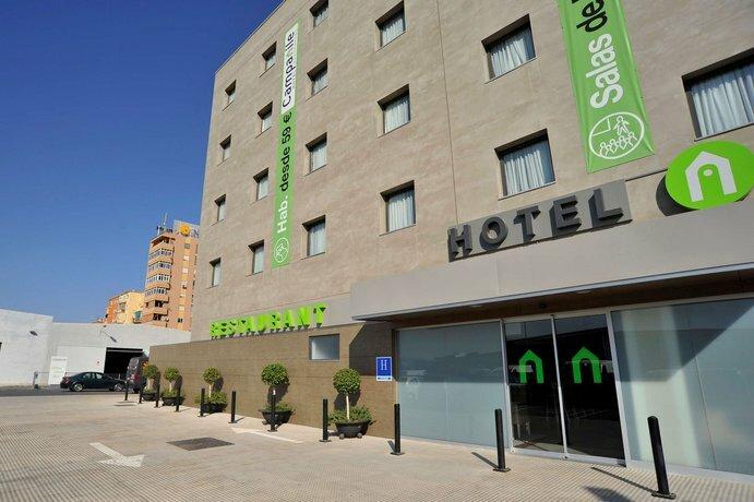 Hotel Campanile Malaga Aeropuerto