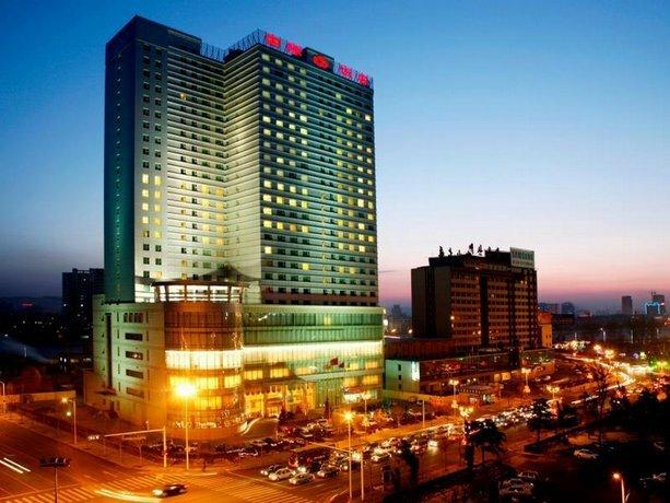 Yanji Yanbian International Hotel