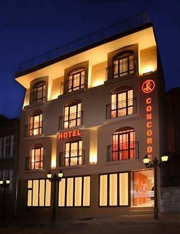 Hotel Concorde Veliko Tarnovo