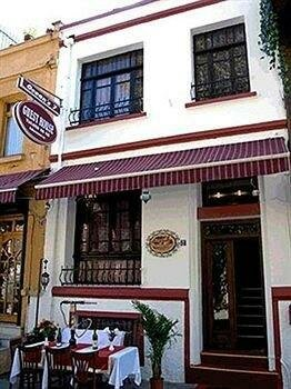 Ayaz Guesthouse Istanbul