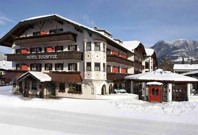Hotel Zugspitze