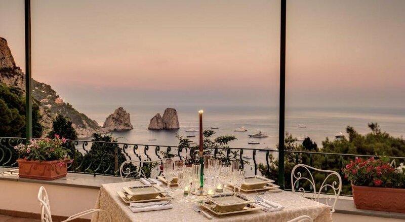 Villa Olga Luxury Capri
