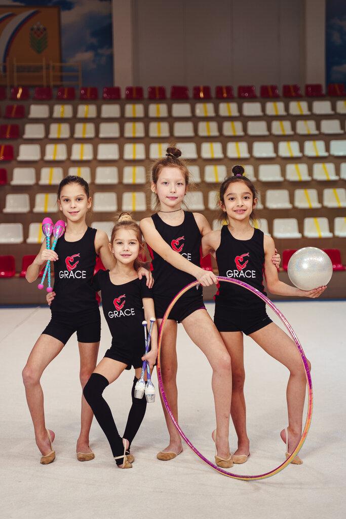 sports school — Rhythmic Gymnastics Center Grace — Omsk, photo 2