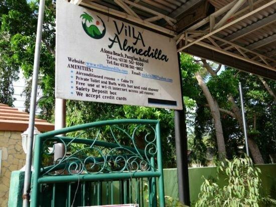 Villa Almedilla Pension House