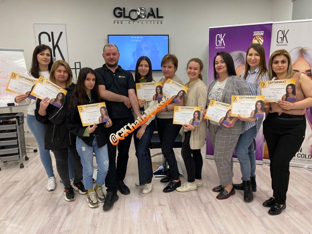 парфюмерно-косметическая компания — GKhair — Москва, фото №1