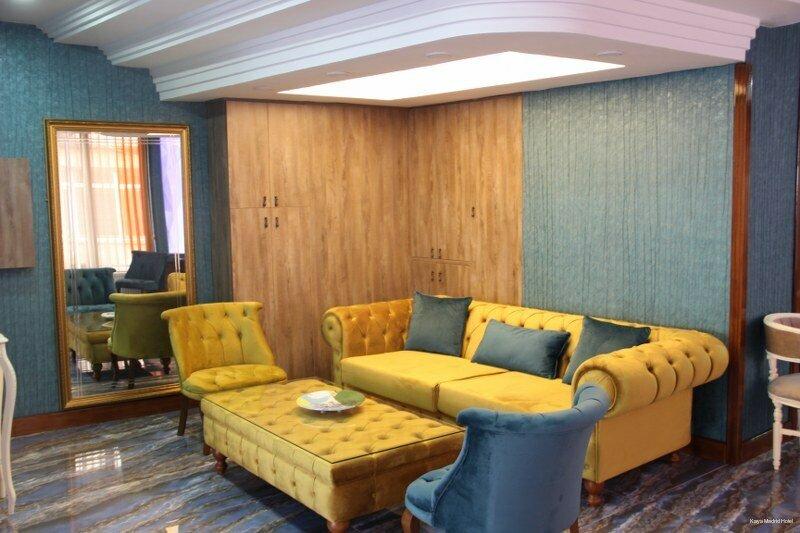 otel — Kaya Madrid Hotel — Fatih, foto №%ccount%
