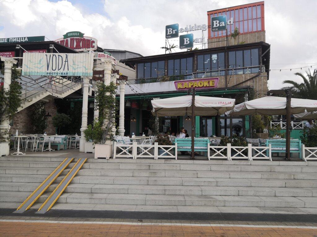 ресторан — Voda — Сочи, фото №1