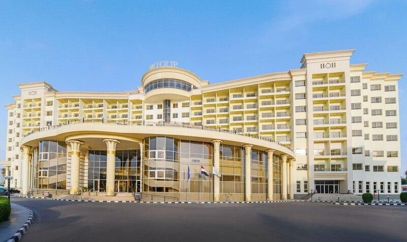Отель Tolip Aswan