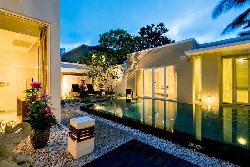 Excellence Beachfront Villa