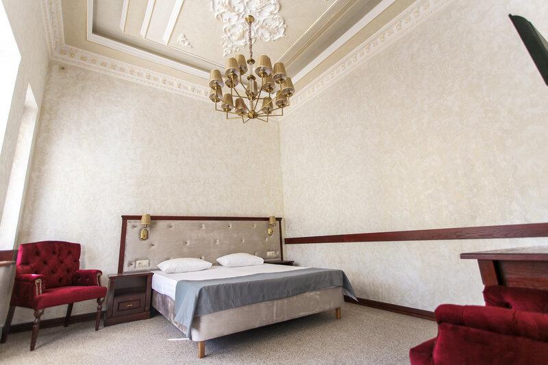 Экопарк-отель Джубга