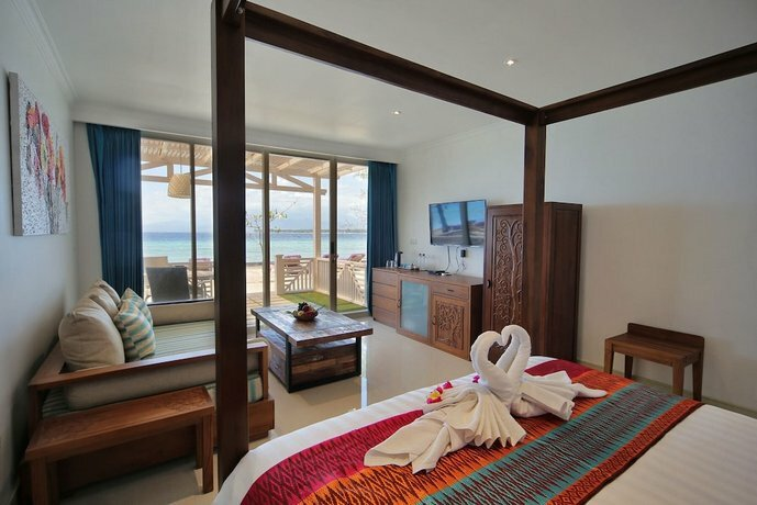 Gili Meno Mojo Beach Resort