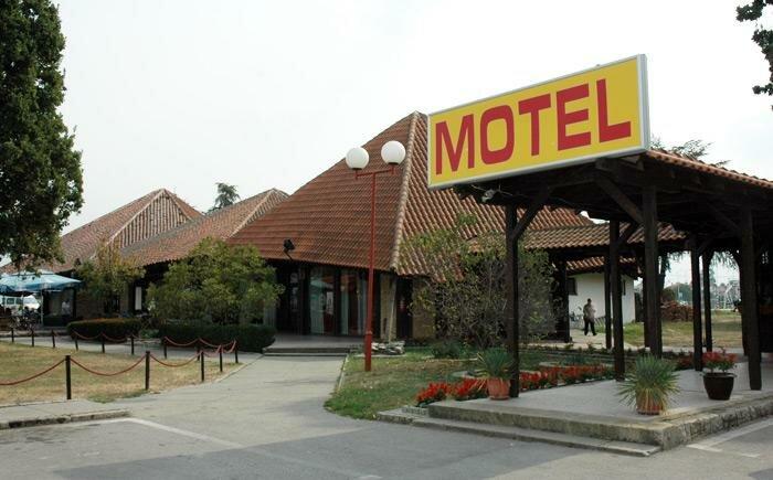Motel Stari Hrast