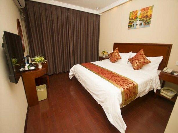 GreenTree Inn Nanning Qingxiu District Minzhu Road Hotel