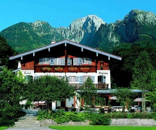 Stolls Hotel Alpina