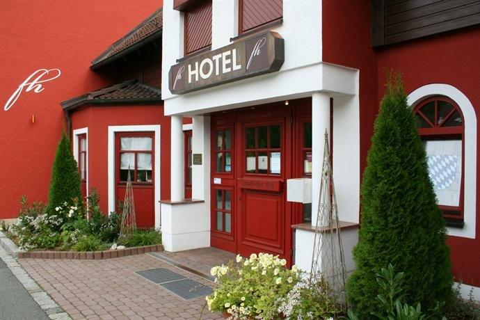 Hotel Fränkischer Hof GmbH